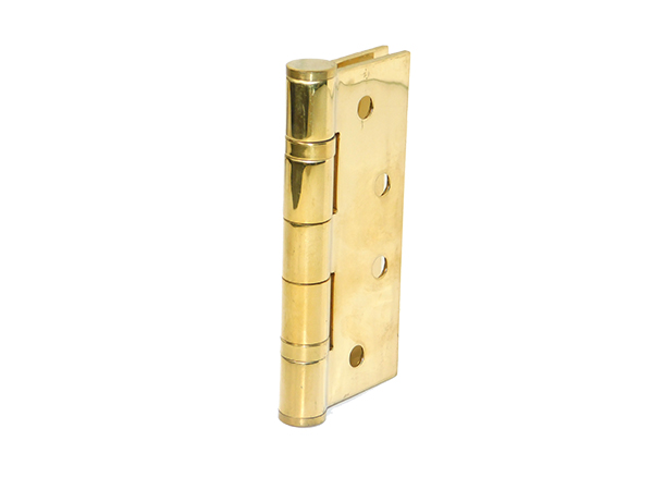 Ball bearing hinge in brass