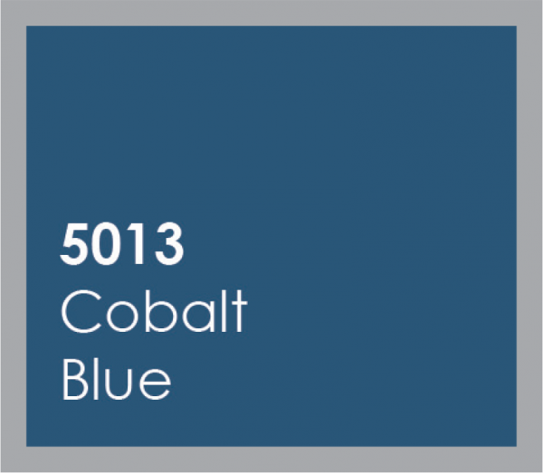 powered coated garage doors available in cobalt blue
