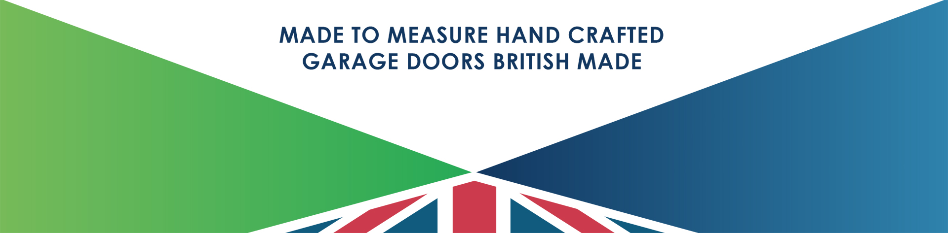 UK made garage doors